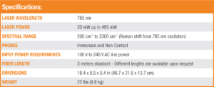 hyperfluxproplus-specifications