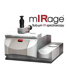 Anasys Mirage IR Microscope Submicron Resolution spectroscopy