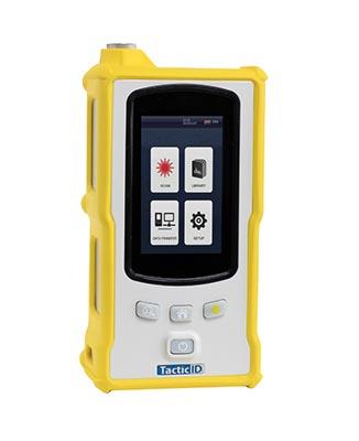 BW Tek TacticID GP Handheld Analyzer