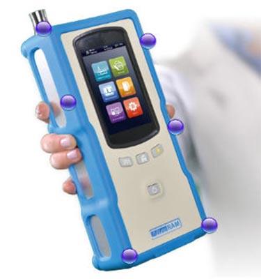 NanoRam Handheld Raman Spectrometer
