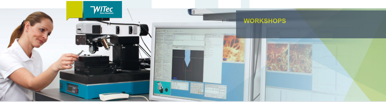 3D Confocal Raman Microscopy