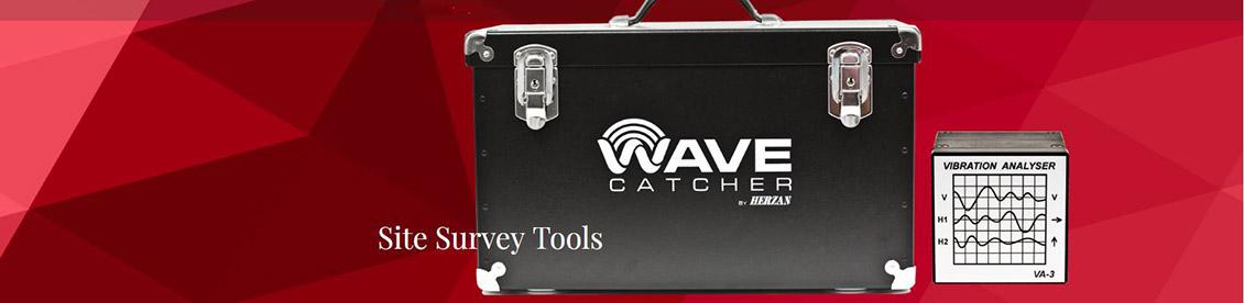 Herzan WaveCatcher Site Survey Tool
