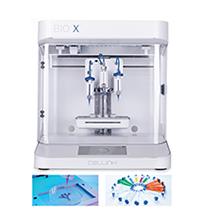 Cellink BioX 3D BioPrinter action