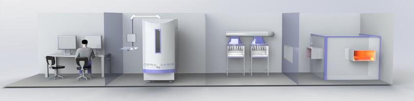 3DCeram Ceramaker C900 & C900H