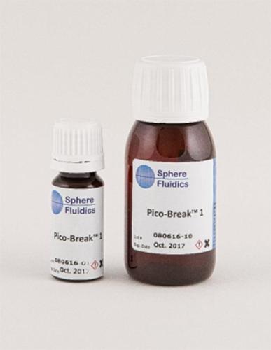 Sphere Fluidics Pico-Break™ 1 – Emulsion Breaking Solution
