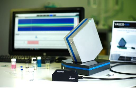 Cordouan Technologies Vasco Kin <sup>TM</sup> Particle Size Analyzer