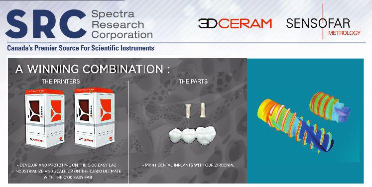 SRC Sensofar Dental webinar LinkedIN image