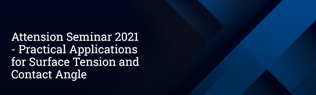 Attension Seminar 2021